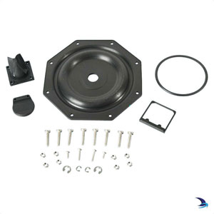Whale - Service Kit for Whale Mk 5 Universal - Diaphragm, Valves and Fixings
